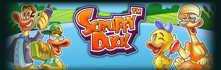 Scruffy Duck