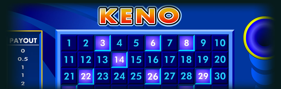 Super Keno - Play Online for Free or Real Money